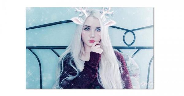 リアル【妖精エルフ】♡世界中が虜!♡18歳の日本好きハーフ美女「Icy」(nordic_alien_)☆絶頂美☆画像スペシャルまとめ