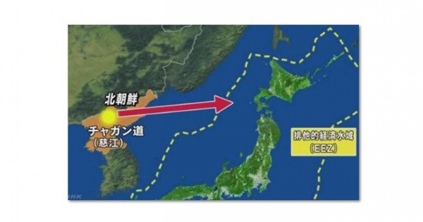 日本人は「北朝鮮」に殺される!!「室蘭」から肉眼でミサイル確認の恐怖