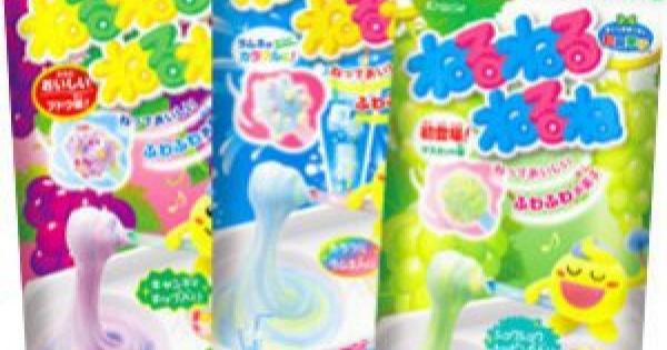 びっくり!懐かしのお菓子「ねるねるねるね」が海外で人気らしい!