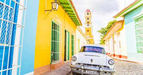 極彩色の国「キューバ」(República de Cuba)美しきカラフルフォト画像まとめ