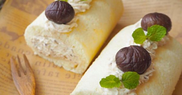 【市販の甘栗】でおいしい♡デザート作り♪おすすめ!レシピ!【20選】☆