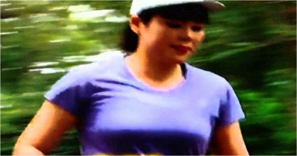 【過激】ブルゾンちえみの乳が揺れすぎで視聴者「おっぱいマラソン」と命名! 24時間テレビ