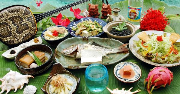 """沖縄旅行悪天候になっても""""料理""""は大丈夫。"""