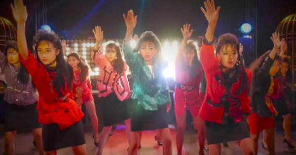 今話題のダンス部『大阪府立登美丘高校ダンス部』がすごい