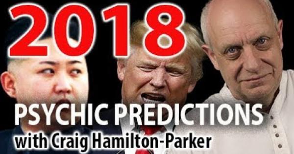 2018年はどんな年?グレイグ・ハミルトン・パーカーの予言
