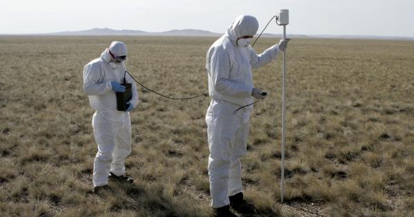 世界有数の放射能汚染地域となった日本の福島原発事故被災地
