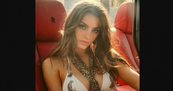 【余りにも美しすぎる天使】と話題!「セリーヌ・ファラク」CelineFarachさんのセクシーで綺麗な【画像&動画】大量まとめ