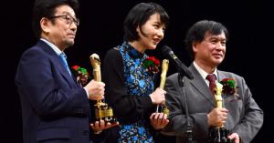 [この世界の片隅に]快挙!「キネ旬」2016年ベストテン日本映画1位に のん「自分のことのようにうれしい」