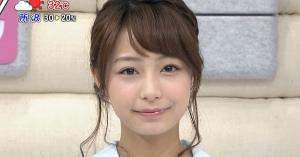日本一かわいい美少女女子アナ宇垣美里(うがきみさと)