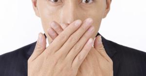 口臭を改善できる身近なもの