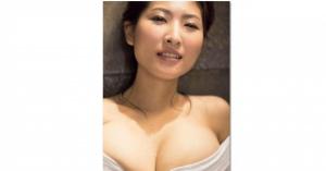 「スイカップ」人妻女子アナ「古瀬絵理」セクシー画像集