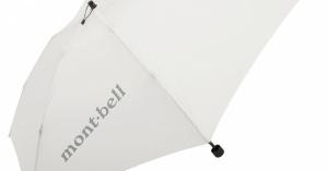 梅雨の時期に重宝間違い無し!持っているのを忘れるほどの超軽量折り畳み傘 モンベル「トラベルアンブレラ」