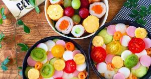 酢飯でさっぱり♪夏におすすめ!【お寿司のお弁当】レシピ【10選】☆