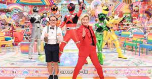 7月30日(日)『日曜もアメトーーク!』が『スーパー戦隊大好き芸人』で話題沸騰!ネット上の声40