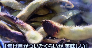 【トレンド速報07/23】鉄腕DASHで食べてた『枝豆のホイル焼き』とは?作り方+ネット上の声「20」ツイートまとめ