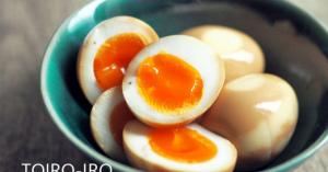 「お弁当や丼ぶり」に大活躍!!おいしすぎる♪【味付け卵】レシピ【10選】☆