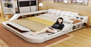 「人間を完全にダメにする多機能ベッド」が予想を超えた!