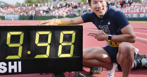 【陸上】100M日本人初の9秒台、桐生祥秀に祝福の声広がる