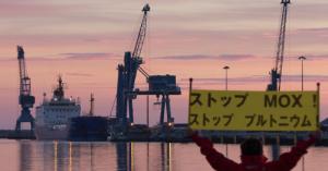 増え続ける核兵器転用可能な日本のプルトニウム、高浜原発にMOX燃料到着
