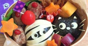 ネットで人気!!【ハロウィン・お弁当】レシピ♪おすすめ【13選】☆