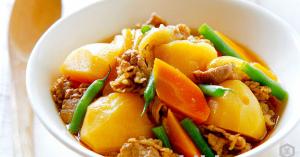 余ったおいしい♡【肉じゃが】でリメイク・レシピ!おすすめ♪【15選】☆