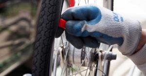 自転車パンク修理  まとめ動画