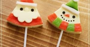 子どもが喜ぶ♡見た目も楽しいクリスマスのレシピ集♪
