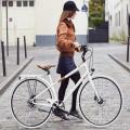 160万9,200円のエルメスの自転車!雨の日には乗れないかも!