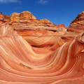 現実の風景とは思えないほど美しい!アメリカ・アリゾナ州にある岩の波「ザ・ウェーブ」