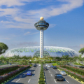 世界一美しいシンガポール・チャンギ国際空港が「ジュエル」で更に美しい空港に!