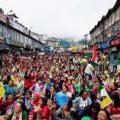 紅茶ピンチで値上がり?インド・ベンガル州ダージリン地方でいまだ続くデモ