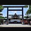 共に手を携え戦った「台湾民政府」一行「靖国神社」参拝!