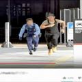 【速報】youtuber 白い粉落とし逃走→逮捕【偽計業務妨害】