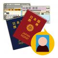 運転免許証・パスポートの証明写真が変な顔に…撮り直したい!持ち込み写真の詳細について