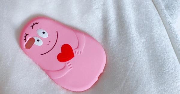 バーバパパのiPhoneケースが可愛い♡でも使いにくいの?使用感レビュー