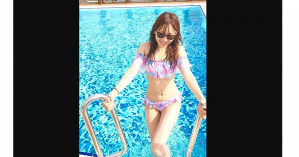 抜群のプロポーション【SKE48】出身モデル「井口栞里」さんの懐かしいアイドル時代【画像】厳選まとめ #長身美女