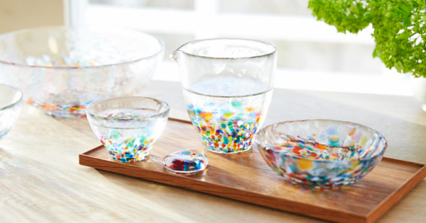 こんなにお手頃なの?ガラス食器の季節が来たよー!