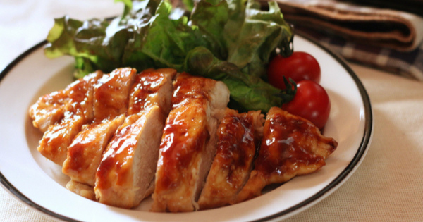 必見!鶏むね肉を柔らかくする方法【粉・液体・切り方】イラスト画像で解説