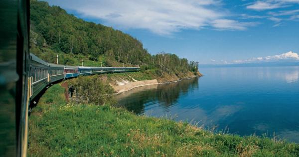 シベリア鉄道一週間
