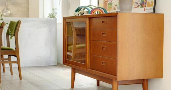大きな家具に困ったときは/カリモク60の格好いい家具!
