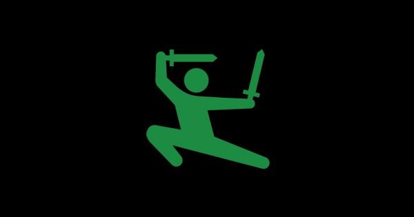 【雑学まとめ】剣道の試合では二刀流が認められている
