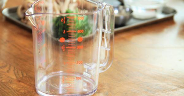 東京・神田にあるジャズ喫茶発。アイデア商品「鍋掛け計量カップ」を試してみました。