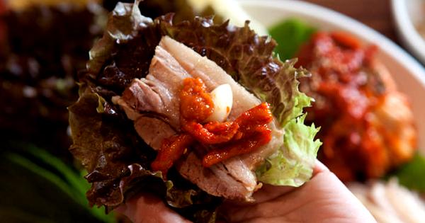 豚肉最高!【巻いて食べる韓国料理】サムギョプサルのレシピまとめ