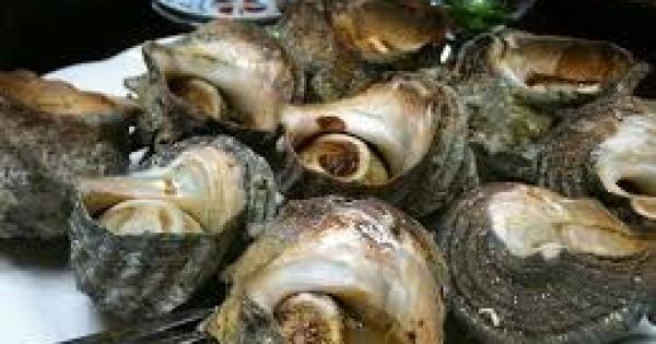 うま過ぎる貝の代表格サザエ