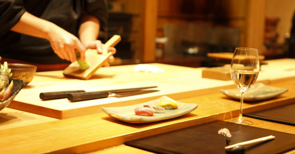 【魚漢字】回らない寿司屋で恥をかかないための再学習(メニューにあるもの)