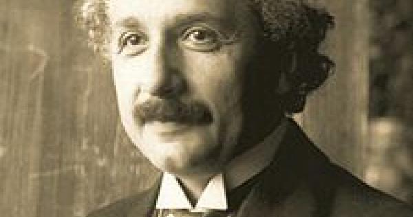 【天才】アルベルト・アインシュタインの名言・格言