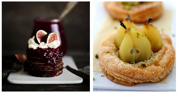 【海外の美しいお菓子】焼き菓子の静かな画像をまとめてみました/BGM : ジョージウィンストン・Autumn