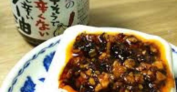 食べるラー油という魅惑のピリ辛調味料