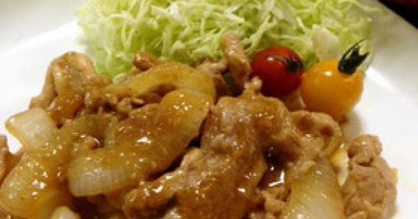 豚の生姜焼きの人気レシピ集つくれぽ【100超】