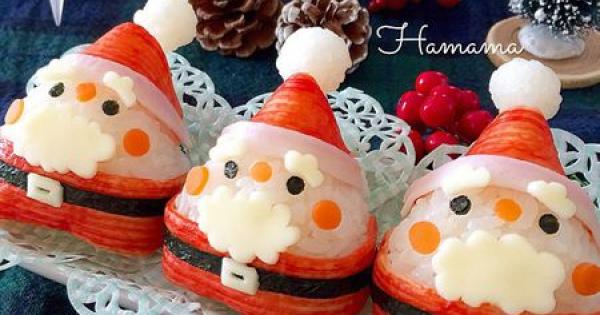 「超かわい過ぎる♡」おいしい♡【クリスマス☆キャラ弁】人気レシピ【30選】☆